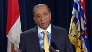 B.C. Attorney General Wally Oppal says it has been extremely difficult to get witnesses to come forward and testify against the two men.