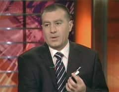 Israeli television correspondent Shlomi Eldar choked up as the doctor's wails were broadcast across the nation.