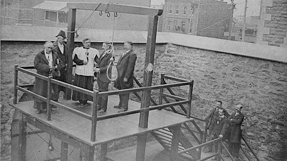 capital punishment in canada 2018-4-7 capital punishment in canada dates back to 1759, in its days as a british colony before canada eliminated the death penalty for murder on july 14, 1976, 1,481 people had been sentenced to death, and 710 had been executed.