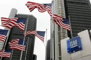 Car Giant Gm Files For Bankruptcy Protection Business