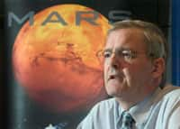 Marc Garneau, seen in this 2004 file photo, says he hopes Canadians are part of an eventual mission to Mars.
