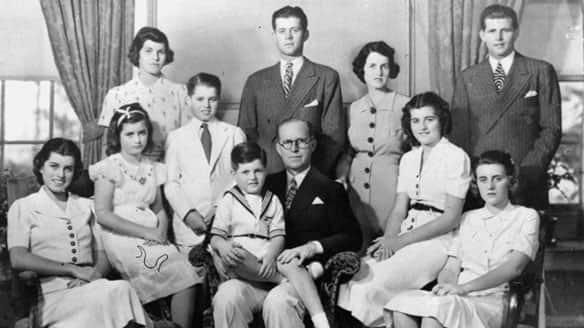 the kennedy family tree. joseph kennedy family tree.