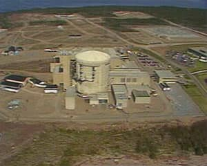 The Point Lepreau nuclear plant has been idle for more than two years.