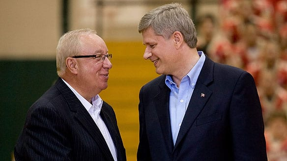 Is Senator Jacques Demers Anti-Semetic?