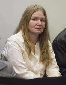 Brenda Waudby was wrongly accused of killing her 21-month-old daughter Jenna in 1997.