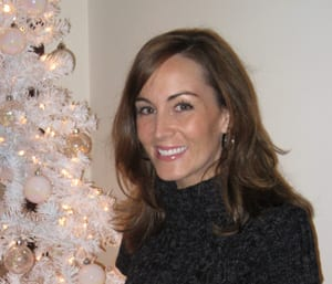 Amanda Lindhout, seen in a photo provided to the media last  December, is starting a scholarship fund to help women in Somalia attend  university.