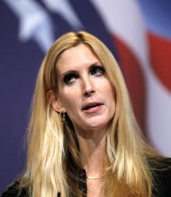 Conservative author Ann Coulter had been scheduled to speak Tuesday night at the University of Ottawa.