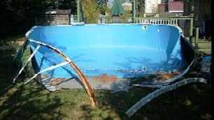B c woman calls for aboveground pool regulations for Basement swimming pool cost
