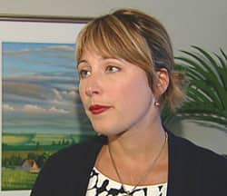 Baked goods were identified as low-risk foods, says Health Minister Carolyn Bertram.