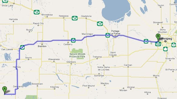 map of saskatchewan and manitoba. Beginning of Story Content. A