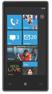 Windows Phone 7 is Microsoft's long-awaited re-entry into the smartphone market.
