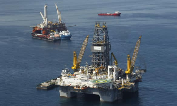 Obama to end ban on deep-water oil drilling in Gulf of Mexico