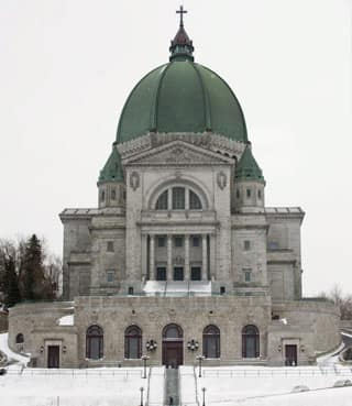 Saint-Joseph Oratory, the spiritual home of the recently canonized Montreal priest Saint Brother André, was founded by the Congregation of the Holy Cross, which has been accused of protecting sexually abusive priests at a nearby college.