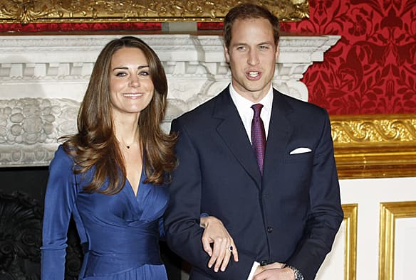 william kate wedding pictures. Prince William and Kate