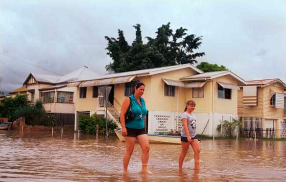 images of australia floods