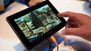 RIM's upcoming BlackBerry Playbook is a tablet computer designed to rival Apple's iPad.