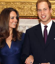 The wedding of Prince William and Kate Middleton is expected to bring London to a virtual standstill. (Kirsty Wigglesworth/Associated Press)