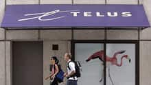 Telus said it's planning to spend $670 million on its B.C. system this year.