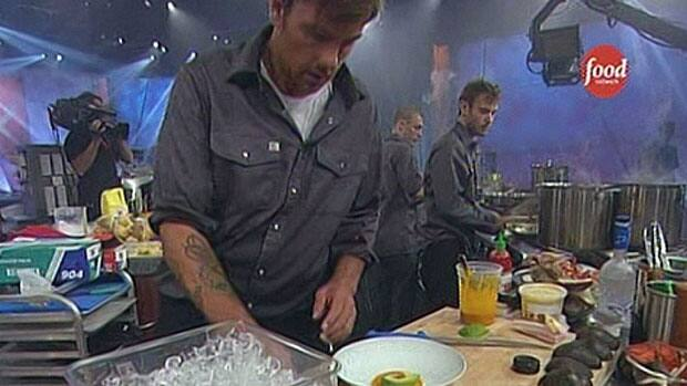 Quebec chef wins Iron Chef with lobster poutine - Montreal - CBC News
