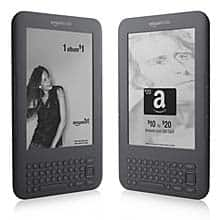 Kindle director Jay Marine thinks that receiving money-saving offers on the Kindle will appeal to customers.