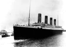 The RMS Titanic sank 99 years ago Friday.