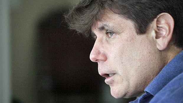 rod blagojevich umbrella. dresses Rod Blagojevich, but