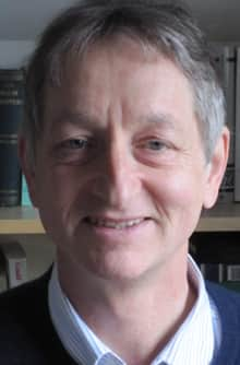 Geoffrey Hinton, a University of Toronto computer science professor and artificial intelligence specialist.