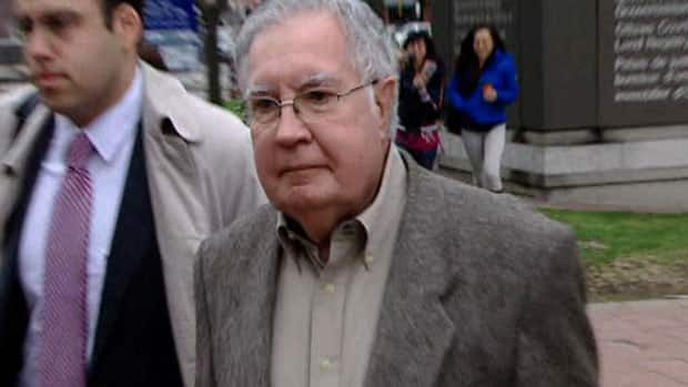 Former bishop Raymond Lahey pleaded guilty to a child pornography charge Wednesday in Ottawa.