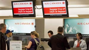 Air Canada customer service and sales staff are threatening to walk off the job if the airline doesn't budge on key concessions in their contract negotiations.