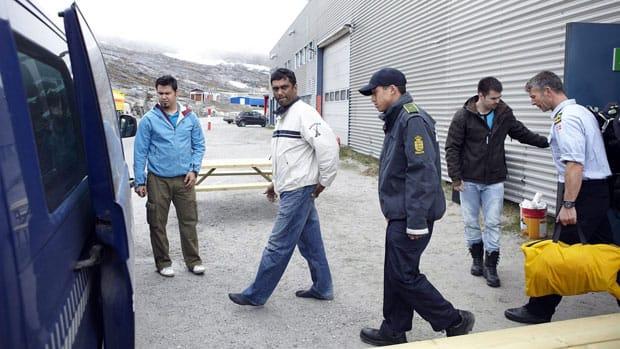 greenpeace canada executive director: