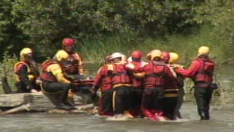 Search and rescue death blamed on poor planning