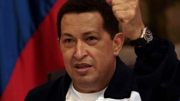 Venezuela's President Hugo Chavez says he will consult with doctors now that he has returned from Cuba after surgery.