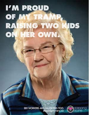 Halifax 'tramp' posters mock sex-worker labels - Nova Scotia - CBC ...