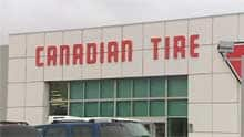 Goods stolen from Yellowknife Canadian Tire store - North - CBC News