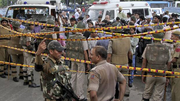 Delhi earthquake shakes city for a second time after deadly bomb blast