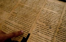 The scrolls available online Monday include the biblical Book of Isaiah, the manuscript known as the Temple Scroll, and three others.
