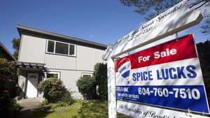 Despite a drop in sales, prices in the Vancouver real estate market have so far remained firm.