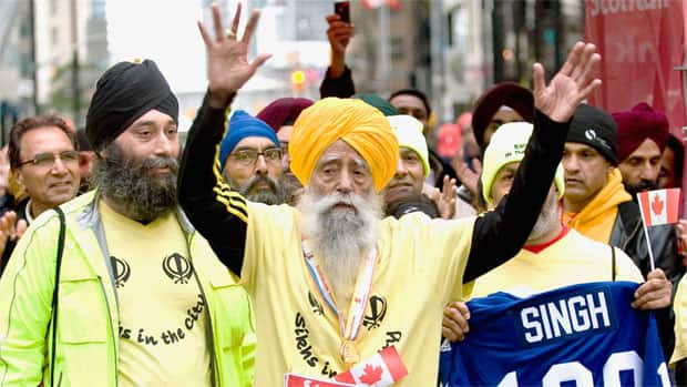 Waterfront marathon will finish at Occupy Toronto protest