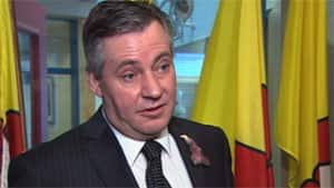 Nunavut's Minister of Environment Dan Shewchuk announced Friday the