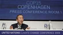 United Nations Secretary-General Ban Ki-moon has defended the results of the Copenhagen climate change talks as a significant step toward a binding agreement, despite criticism from world leaders that the process was flawed.