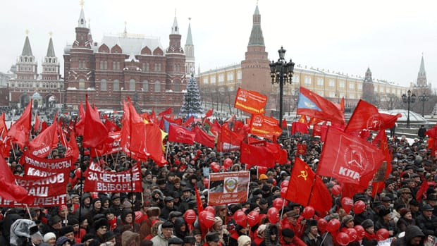 the russian revolution overthrows the stronghold of communism Page 4 of 4 - the russian revolution - posted in the history forum: [january 1st, 1918] finland announces its independence from russia meanwhile, the cpc accepts an offer of negotiation from the ukrainian rada.