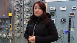 BC Hydro spokesperson Cindy Verschoor says smart meters are perfectly safe.