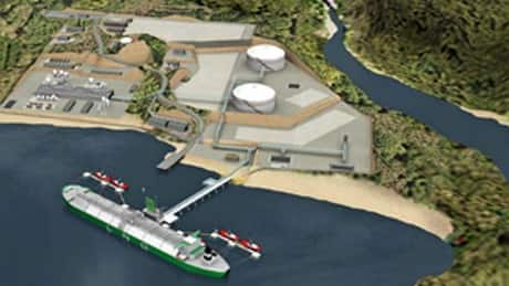 B.C. and Haisla First Nation sign liquefied natural gas deal