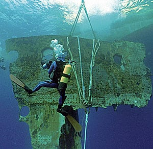 A portion of the hull of the Titanic, lifted to the surface of the ocean in 1998, is one of 5,000 artifacts being auctioned off in New York.