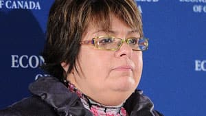 Attawapiskat First Nation Chief Theresa Spence
