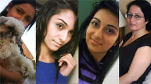 Geeti, Zainab and Sahar Shafia were found dead with their father's first wife, Rona Amir Mohammad, in June 2009.