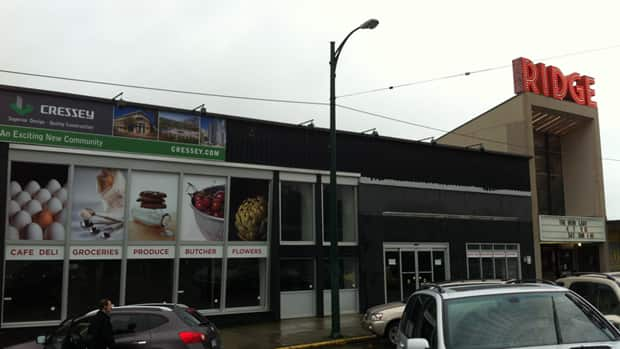 Cressey Development Group plans to tear down Ridge Theatre, which has shown movies since 1950, and the neighbouring Varsity Ridge Bowling Lanes.
