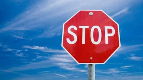 Man wins stop sign battle in B.C. Supreme Court