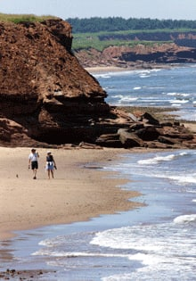 Prince Edward Island limits the amount of oceanfront acreage people who aren't residents of the province can buy.