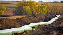 The Keystone XL project will extend TransCanada Corp.'s Keystone pipeline that carries oil from northern Alberta to refineries in the United States.